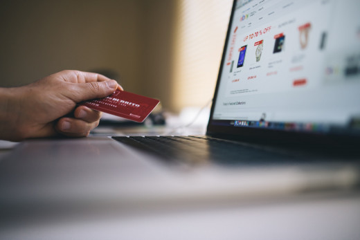 Protect yourself when shopping online.