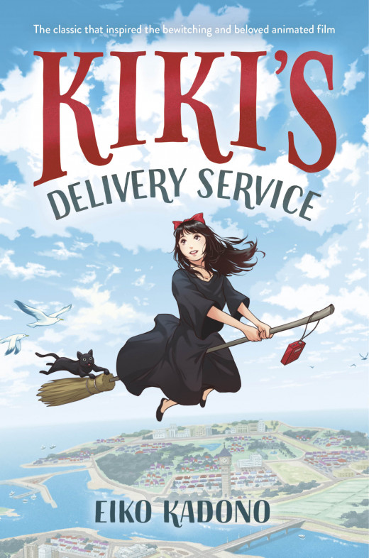 fun and engaging story of a young witch's coming-of-age and life lesson of being your own person