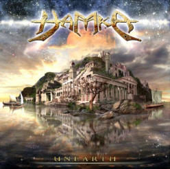 Review of the Album Unearth by French Symphonic Metal Band Hamka