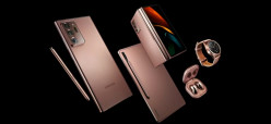 Samsung launches new foldable phone, Galaxy Watch 3 and earbuds; Company announces Galaxy Note 20 series indian price