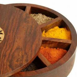 Spices- the Soul of Indian Kitchen