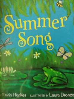 5 Children's Picture Books for Summer Reading