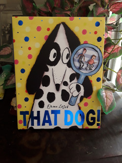 A Dog With a Special Talent in Fun Picture Book