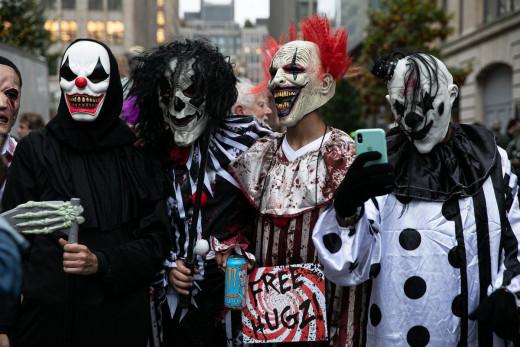 2019 New York Halloween Parade