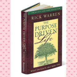The purpose driven life by Rick Warren #1 Book Review