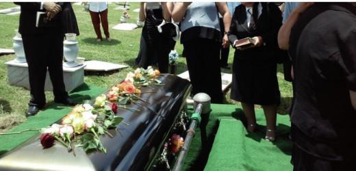 More funeral services are private since COVID-19.