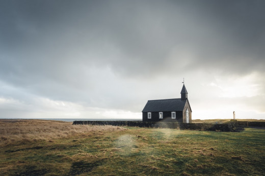 The church is the body of believers and not the building.