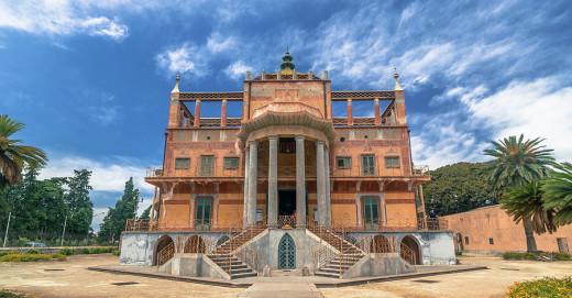 Chinese Palace, Palermo.