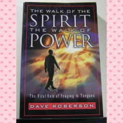 The Walk of the Spirit the Walk of Power by Dave Roberson #4 Book Review