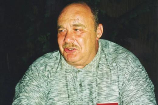 Simeon Mogilevich.
