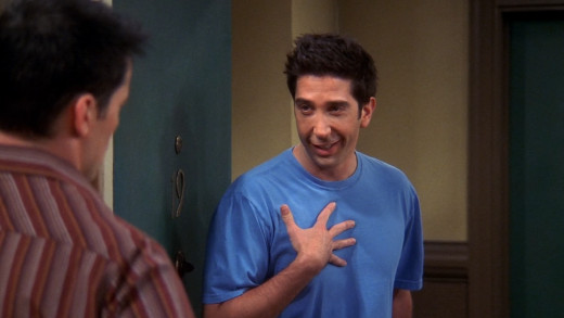 The one where Ross is fine (Season 10, Episode 2)
