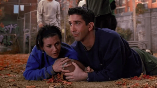 The one with the football (Season 3, Episode 9)