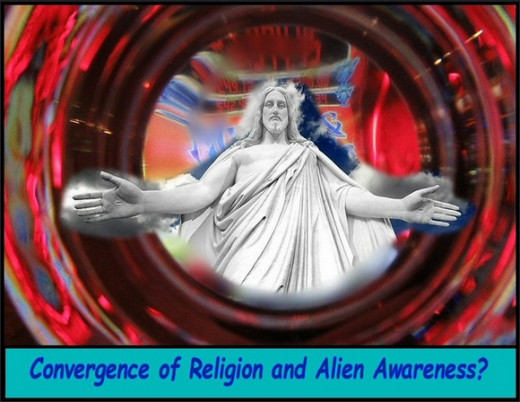 Are religions a mere Aliens teachings?