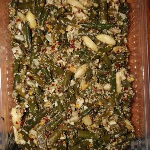 Levantine Bean Salad
