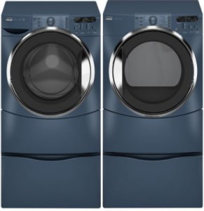 The magnificent Kenmore Elite HE5 & HE5T Washer Dryer Combo