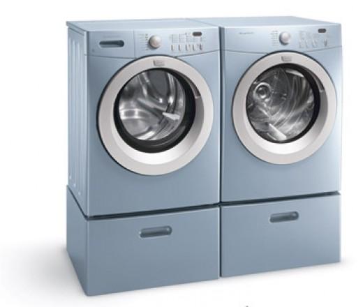 combination washer dryer in one machine