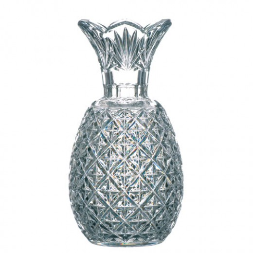 The magnificent Waterford 30 cm Pineapple Vase: $600 and worth every penny!