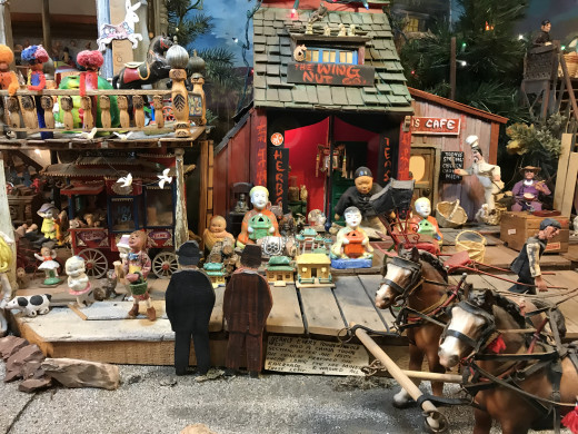 TripAdvisors.com lists the Tinkertown Museum outside of Albuquerque as one of 12 one-of-a-kind places that should be part of your itinerary when traveling throughout the United States.