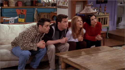 The one with the embryos (Season 4, Episode 12)