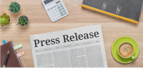 Many of the news items you see published in newspapers and other publications start out as press releases.
