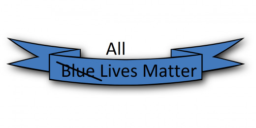 Either all lives matter, or you're weaponizing life and death at the expense of others.
