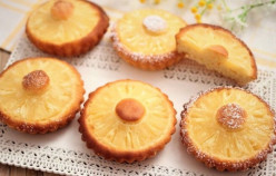 Soft Sweets With Pineapple