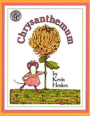 Chyrsanthemum by Kevin Henkes book cover English Version