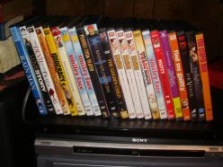 DVD/CD's are great for year around. Finding the rarities and condition of both disc and case are important to your buyer!