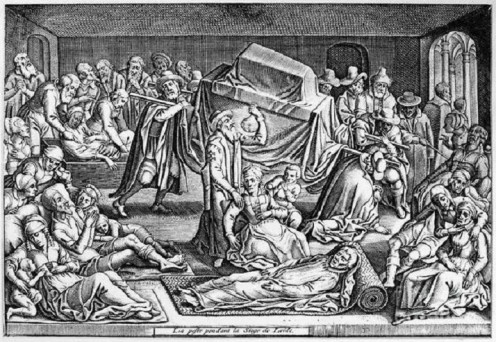 The Plague of Justinian