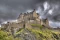 Edinburgh CastleBuilt on Top Of A Volcano