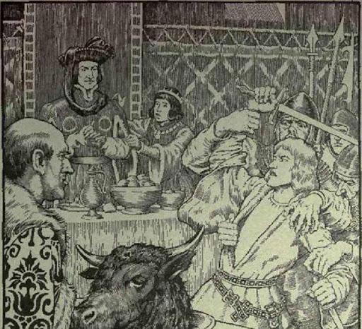 1440 Black Dinner