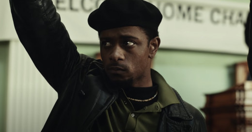 Lakeith Stanfield, portraying William O'Neal