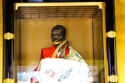 Self Mummification: Sokushinbutsu