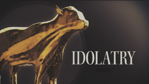 Today the mass of the world worships idols, yet the day is at hand, when all the world will idol worship or die.