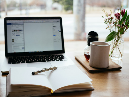 Develop and maintain a consistent writing tone