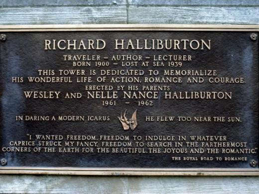 Plague on Halliburton Tower