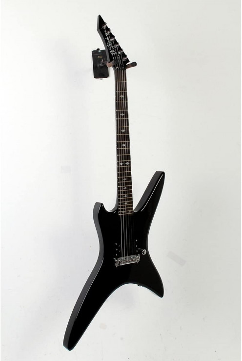 A model of the BC Rich electric guitar, the main brand of electric guitar that Schuldiner used in his career.