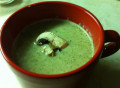 Homemade Creamy Broccoli Soup