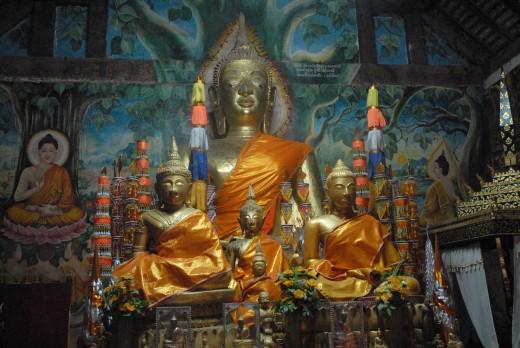 Wat Aham Buddha