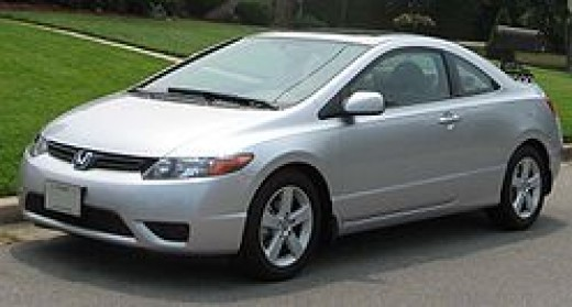 Honda Civic (http://en.wikipedia.org/wiki/Honda_Civic)