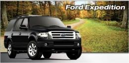 Ford Expedition ( http://media.ford.com/press_kits.cfm?presskit_id=1930 )