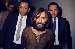Charlie Manson was a cult leader