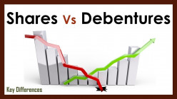 What Are the Difference Between Shares and Debentures