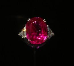 Carmen Lúcia Ruby 23.10 carats Burma