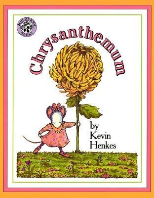 Chrysanthemum is teased about her long name, but a wise teacher helps her gain acceptance.