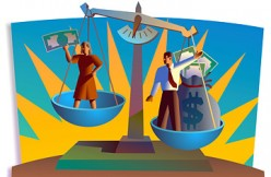 Pay Inequities Between First- and Third-World Nations: Distributive Justice