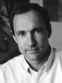 Tim Berners-Lee as a Graduate Trainee and the Birth of the World Wide Web
