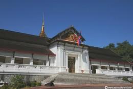 Wat Haw Kham Royal Palace Museum in Luang Prabang