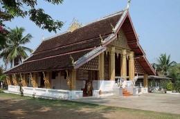 Wat Ho Xiang in Luang Prabang