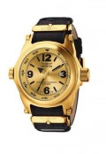 Invicta Force Gold Plating